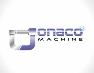 Jonaco or Jonaco Machine Logo - Entry #68