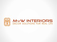 MvW Interiors Logo - Entry #76