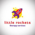 Little Rockets Therapy Services Logo - Entry #20