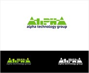 Alpha Technology Group Logo - Entry #179