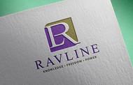 RAVLINE Logo - Entry #43
