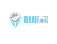 DUI Checkpoint Finder Logo - Entry #93