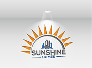 Sunshine Homes Logo - Entry #84