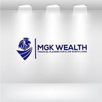 MGK Wealth Logo - Entry #282