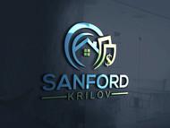 Sanford Krilov Financial       (Sanford is my 1st name & Krilov is my last name) Logo - Entry #239