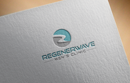 Regenerwave Men's Clinic Logo - Entry #31