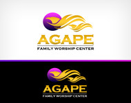 Agape Logo - Entry #187