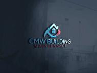 CMW Building Maintenance Logo - Entry #44