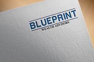 Blueprint Wealth Advisors Logo - Entry #28