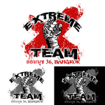 Xtreme Team Logo - Entry #22