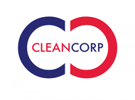 B2B Cleaning Janitorial services Logo - Entry #56