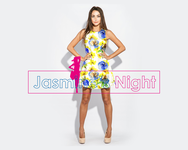 Jasmine's Night Logo - Entry #45