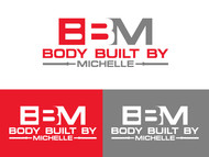 Body Built by Michelle Logo - Entry #45