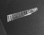 Midwest Battery Logo - Entry #47