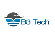 B3 Tech Logo - Entry #106