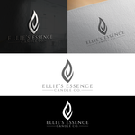 ellie's essence candle co. Logo - Entry #24