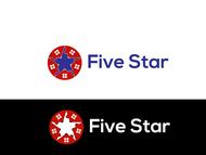 Five Star Logo - Entry #100