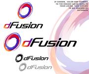 dFusion Logo - Entry #113