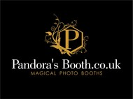 Pandora's Booth Logo - Entry #5