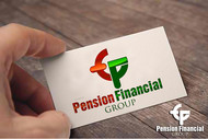 Pension Financial Group Logo - Entry #62