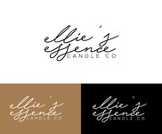 ellie's essence candle co. Logo - Entry #48