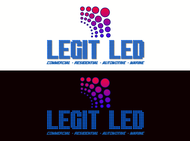 Legit LED or Legit Lighting Logo - Entry #124