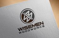 Wisemen Woodworks Logo - Entry #203