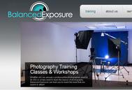 Balanced Exposure Logo - Entry #60