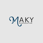 MAKY Corporation  Logo - Entry #138