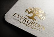Evergreen Wealth Logo - Entry #66