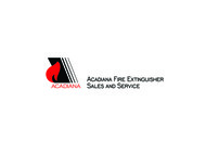 Acadiana Fire Extinguisher Sales and Service Logo - Entry #287
