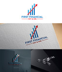 First Financial Inv & Ins Logo - Entry #4