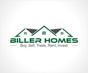 Biller Homes Logo - Entry #153