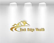 Rock Ridge Wealth Logo - Entry #182
