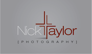 Nick Taylor Photography Logo - Entry #101