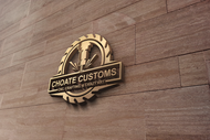 Choate Customs Logo - Entry #387