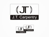 J.T. Carpentry Logo - Entry #41