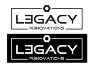 LEGACY RENOVATIONS Logo - Entry #40