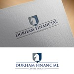 Durham Financial Centre Knights Logo - Entry #60