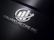 Valiant Retire Inc. Logo - Entry #114