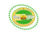Gold2Cash Logo - Entry #38