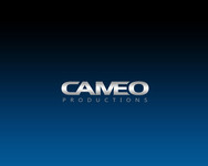 CAMEO PRODUCTIONS Logo - Entry #166