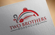 Two Brothers Roadhouse Logo - Entry #45