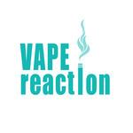 Vape Reaction Logo - Entry #55