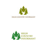 High Country Informant Logo - Entry #87