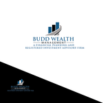 Budd Wealth Management Logo - Entry #392