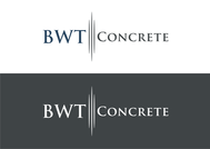 BWT Concrete Logo - Entry #85