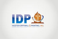 IVESTER DRYWALL & PAINTING, INC. Logo - Entry #118