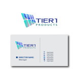 Tier 1 Products Logo - Entry #153