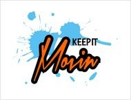 Keep It Movin Logo - Entry #312